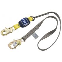 EZ-Stop™ WrapBax™ Tie-Back Shock Absorbing Lanyard (#1246229)