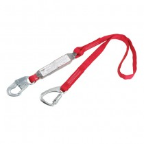 PRO™ Pack Tie-Back Tie-Off Shock Absorbing Lanyard (#1340040)