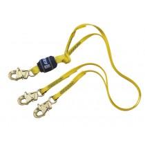 EZ-Stop™ 100% Tie-Off Shock Absorbing Lanyard (#1246022)