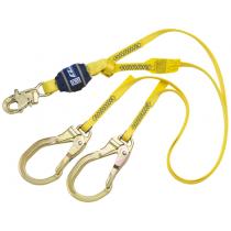 EZ-Stop™ 100% Tie-Off Shock Absorbing Lanyard (#1246024)