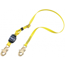 EZ-Stop™ Adjustable Shock Absorbing Lanyard (#1246234)