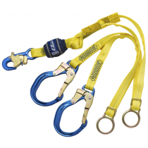 EZ-Stop™ Tie-Back 100% Tie-Off Shock Absorbing Lanyard (#1246071)