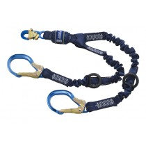 Force2™ Elastic 100% Tie-Off Shock Absorbing Lanyard (#1246032)
