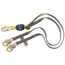 EZ-Stop™ WrapBax™ Tie-Back 100% Tie-Off Shock Absorbing Lanyard (#1246080)