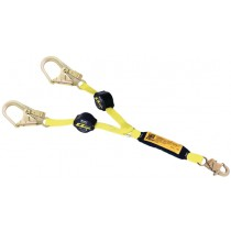 Retrax™ 100% Tie-Off Shock Absorbing Lanyard, 6 ft. (#1241481)