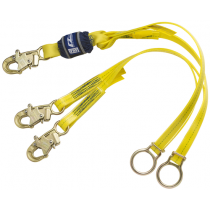 EZ-Stop™ Tie-Back 100% Tie-Off Shock Absorbing Lanyard (#1246203)