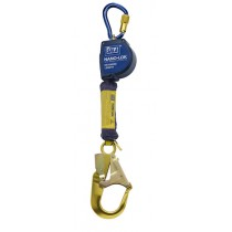 Nano-Lok™ Extended Length Self Retracting Lifeline with Anchor Hook - Web (#3101596)