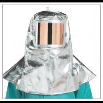 19oz. Aluminized Carbon Kevlar Hood (#0647-ACK)