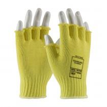 Kut Gard® Seamless Knit Kevlar® Glove - Half-Finger  (#07-K259)