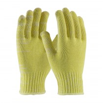 Kut Gard® Seamless Knit Kevlar® / Cotton Plated Glove - Medium Weight  (#07-K320)