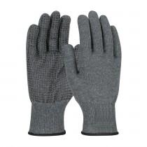 Kut Gard® Seamless Knit ACP / Kevlar® Blended Glove with PVC Dot Grip - Lightweight  (#08-KAB750PD)