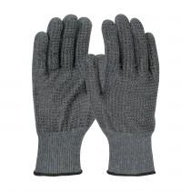 Kut Gard® Seamless Knit ACP / Kevlar® Blended Glove with PVC Dot Grip - Lightweight  (#08-KAB750PDD)