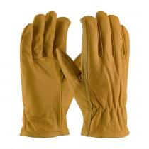 Kut Gard® Top Grain Goatskin Leather Glove with Kevlar® Liner - Light Weight  (#09-K3700)