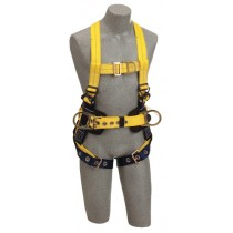 Delta™ Construction Style Positioning/Climbing Harness (#1107809)
