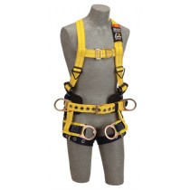 Delta™ Vest-Style Tower Climbing Harness (#1107778)