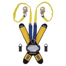 Talon™ Twin-Leg Tie-Back Quick Connect Self Retracting Lifeline - Web (#3102115)