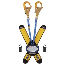 Talon™ Twin-Leg Quick Connect Self Retracting Lifeline - Web (#3102005)