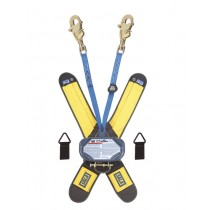 Talon™ Twin-Leg Quick Connect Self Retracting Lifeline - Web (#3102002)