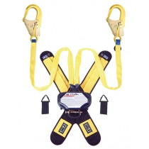 Talon™ Twin-Leg Tie-Back Quick Connect Self Retracting Lifeline - Web (#3102102)