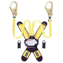 Talon™ Twin-Leg Tie-Back Quick Connect Self Retracting Lifeline - Web (#3102101)