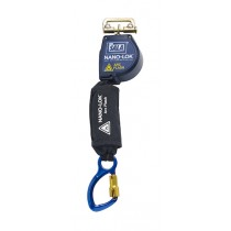 Nano-Lok™ Arc Flash Quick Connect Self Retracting Lifeline (#3101530)