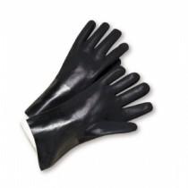 "Standard Smooth Grip PVC Interlock 14"" Gloves (#1047)"