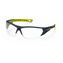 HexArmor® MX250 Safety Glasses, silver mirror anti-fog (#11-14004-02)