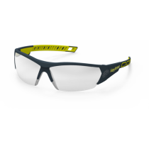 HexArmor® MX250 Safety Glasses, gray anti-fog (#11-14003-02)