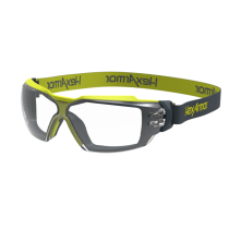 HexArmor® MX350 Soft Seal Gasket Safety Glasses, clear anti-fog (#11-23001-04)