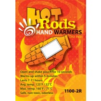 Hot Rods Hand Warmers (#1100-10R)