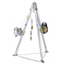 Advanced™ Tripod, Salalift™ II Winch and Sealed-Blok™ 3-Way SRL (#8301042)
