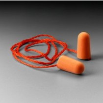 3M™ Corded Foam Earplugs (#1110)