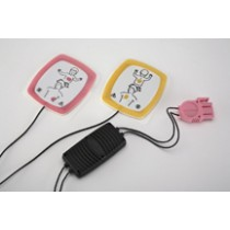 Replacement Infant/Child Reduced Energy Defibrillation Electrodes (#11101-000016)