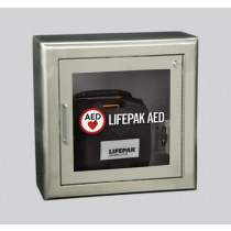 AED Wall Cabinet with Alarm (#11220-000076)
