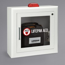 AED Wall Cabinet with Alarm (#11220-000083)