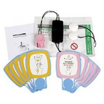 Infant/Child AED Training Electrode Set (#11250-000045)