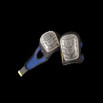 Premium Flat Cap Gel Pads - Clear Soft PVC Cap (#122OCC)