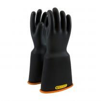 "NOVAX® Class 2 Rubber Insulating Glove with Bell Cuff - 16""  (#159-2-16)"