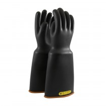 "NOVAX® Class 2 Rubber Insulating Glove with Bell Cuff - 18""  (#159-2-18)"