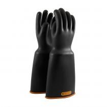 "NOVAX® Class 4 Rubber Insulating Glove with Bell Cuff - 16""  (#159-4-16)"