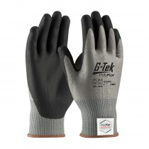 G-Tek® PolyKor® Xrystal® Seamless Knit PolyKor® Xrystal® Blended Glove with NeoFoam® Coated Palm & Fingers - Touchscreen Compatible  (#16-X570)