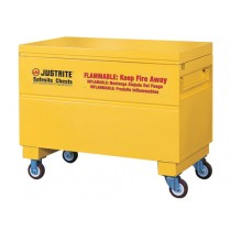 "Safesite Flammable Storage Chest For Jobsite, Dims. 31-1/8""H x 48""W x 24""D (#16032Y)"