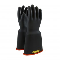 "NOVAX® Class 2 Rubber Insulating Glove with Bell Cuff - 16""  (#161-2-16)"