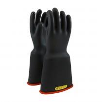 "NOVAX® Class 2 Rubber Insulating Glove with Bell Cuff - 16""  (#161-2-16)"