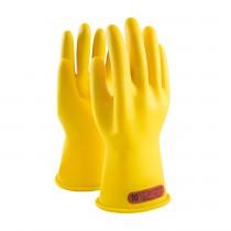 "NOVAX® Class 0 Rubber Insulating Glove with Straight Cuff - 11""  (#170-0-11)"