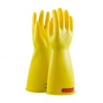 "NOVAX® Class 0 Rubber Insulating Glove with Straight Cuff - 14""  (#170-0-14)"