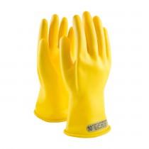 "NOVAX® Class 00 Rubber Insulating Glove with Straight Cuff - 11""  (#170-00-11)"