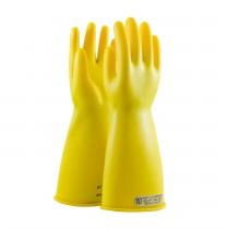 "NOVAX® Class 00 Rubber Insulating Glove with Straight Cuff - 14""  (#170-00-14)"