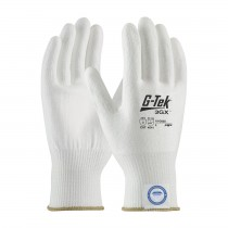 G-Tek® 3GX® Seamless Knit Dyneema® Diamond Blended Glove with Polyurethane Coated Smooth Grip on Palm & Fingers  (#19-D325)