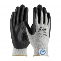 G-Tek® 3GX® Seamless Knit Dyneema® Diamond Blended Glove with Nitrile Coated Foam Grip on Palm & Fingers  (#19-D334)